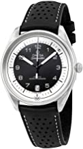 Omega Seamaster Olympic Timekeeper Automatic Black Leather Men's Limited Edition Watch 522.32.40.20.01.003