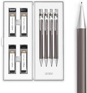 ست مداد مکانیکی با قاب - 4 اندازه: 0.3 ، 0.5 ، 0.7