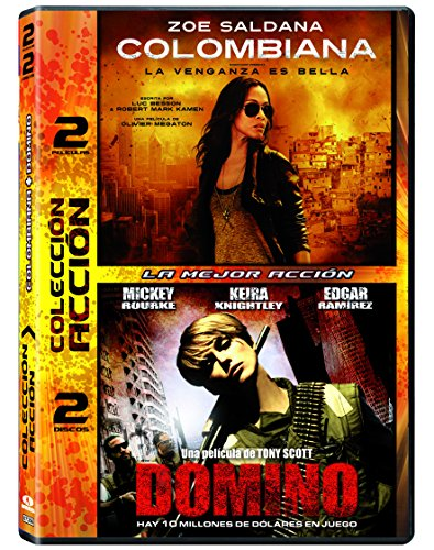 Duo Colombiana + Domino [DVD]
