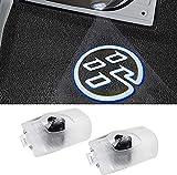 カーテシライト ドアウェルカムライト カーテシランプ レーザーロゴライト LEDロゴ投影 トヨタ86 ZN6 2個セット 車用カーテシ