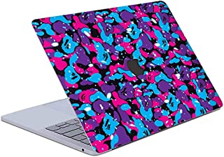 Skin Decal Compatible with MacBook Pro, Full Body Protection, 3M Material, Easy Removal and Anti-Scratch Laptop Vinyl Skin...