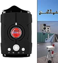 RICHOYY Radar Detector, Voice Prompt Speed, City/Highway Mode Radar Detector for Cars (Black)… photo