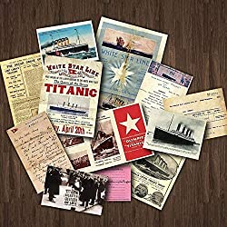Image: Titanic - Memorabilia Pack (Original Version) by Memorabilia Pack Company | All documents are faithfully reproductions of original Titanic material