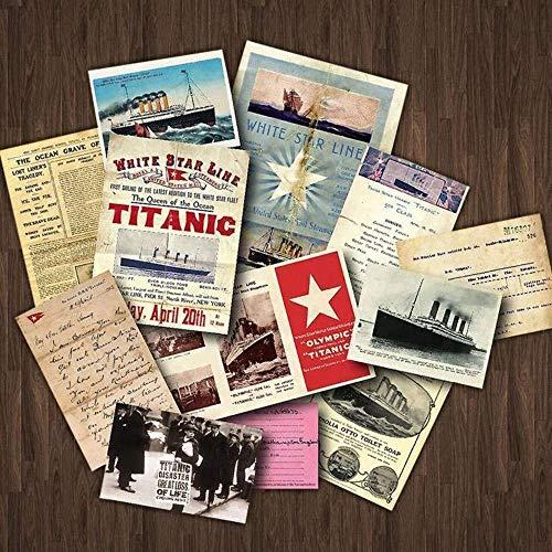 Titanic Memorabilien-Set