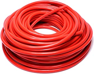HPS 57-1615-RED Red Radiator Hose Kit Coolant