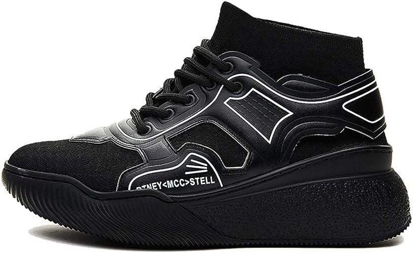 XINGMU Nouvelles Chaussures De Sport Hip-Hop Style Décontracté Style Socks