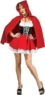 Rubies Secret Wishes Little Ref Riding Hood Female Costume, Medium