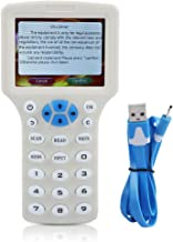 10Pcs Etiqueta de Tarjeta Blanca Inteligente Sin Contacto NFC S50 IC 13.56MHz Tarjeta de IC Tarjeta de Sensor Tarjeta de Acceso de Escritura Legible Por RFID Compatible Con Tel/éfonos y Dispositivos