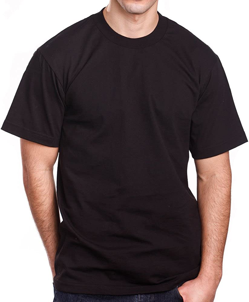 PRO 5 Super Heavy Mens Short Sleeve T-Shirt