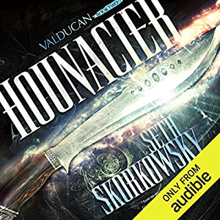 Hounacier     Valducan, Book 2              By:                                                                                                                                 Seth Skorkowsky                               Narrated by:                                                                                                                                 R. C. Bray                      Length: 9 hrs and 49 mins     571 ratings     Overall 4.6