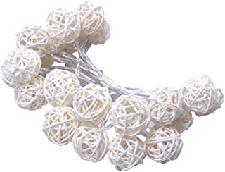 BXzhiri Christmas Tree Decoration Items Indoor Atmosphere Lamp Ball String Fairy Light for Indoor Christmas Tree
