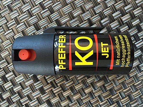 Unbekannt Ballistol Aerosoldose Pfeffer-KO Jet, 40 ml, 24420