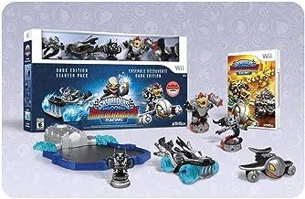 Skylanders SuperChargers Dark Edition with Exclusive Dark Bowser Amiibo for Nintendo Wii