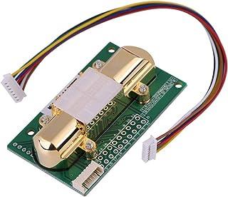CO2センサー、NDIR二酸化炭素センサーモジュール、PWM出力、MH-Z14A シリアルポート、二酸化炭素 検出
