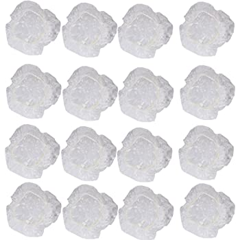 Electomania® Disposable Clear Shower Water Ear Protector Cover 100Pcs
