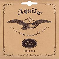 AQUILA アクイーラ ウクレレ弦 AQ-SLW/5U ソプラノ Low-G弦セット ナイルガット 【NP】