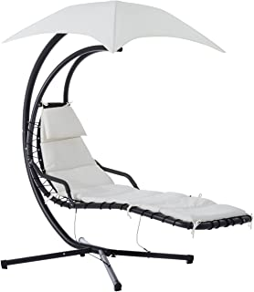 Best double orbital lounger with canopy Reviews