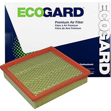 Heather Red washable and reusable: 2004-2009 Dodge//Chrysler Durango, Aspen K/&N engine air filter 33-2288