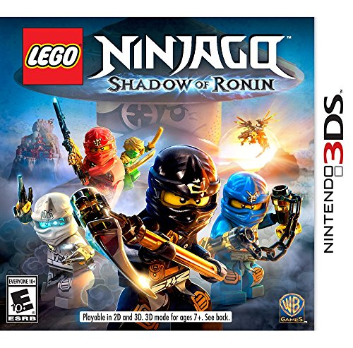 LEGO Ninjago: Shadow of Ronin - Nintendo 3DS