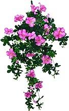 1 stuk Kunstmatige Wijnstok Hangende Planten Muur Decoratie, Nep Bloemen voor Huis Binnen Buiten Tuin Veranda Raam Bruilof...