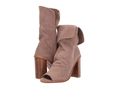 42 GOLD Ramada (Silver/Taupe Suede) Women