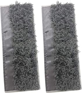 2PC Replacement Parts Washable Wet Mopping Rag For IRobo-t Braava Jet M Series