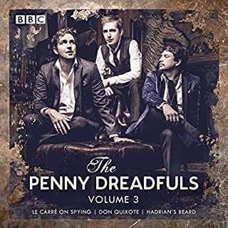 The Penny Dreadfuls: Volume 3 cover art