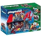 PLAYMOBIL Dragons - Los cofres - Cofre Guarida del Dragón - 5420