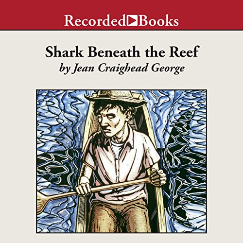 Shark Beneath the Reef audiobook cover art