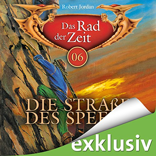 Die Straße des Speers audiobook cover art
