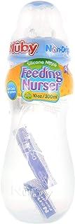 Nuby 000NSER001 Non-Drip Feeding Nurser, Blue