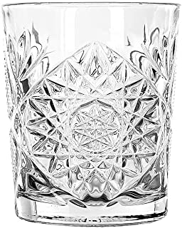 Libbey 5632 Clear 12 Ounce Hobstar Shot Glass - 12 / CS