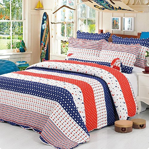 Beddingleer Kids Bettwäscheset für Einzelbett...