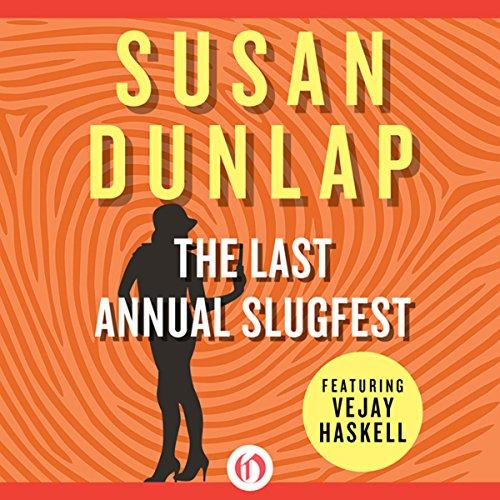 The Last Annual Slugfest audiobook cover art