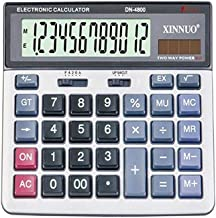 $27 » Office Electronics Large Computer Button for Office and ommercial Use Financial Solar Calculator Office Computer Digit Ext...