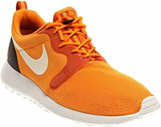 Nike Rosherun HYP Mens Running Shoes 636220-800 Kumquat White-Anthracite-Turf Orange 10.5 M US