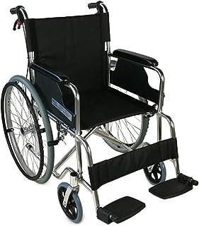 Mobiclinic, Palacio, Silla de ruedas plegable, ortopédica, autopropulsable para ancianos y minusvá