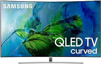 Samsung Electronics QN65Q8C Curved 65-Inch 4K Ultra HD Smart QLED TV (2017 Model)