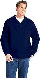 de Modas Todos los tama/ños AS Bekleidungswerk GmbH Jersey 100/% Lana Virgen Azul Oscuro