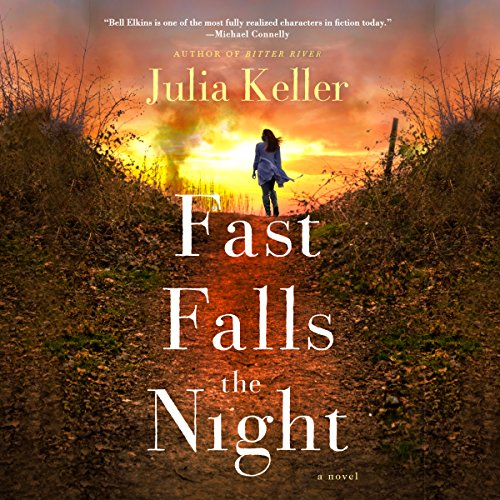 Fast Falls the Night audiobook cover art