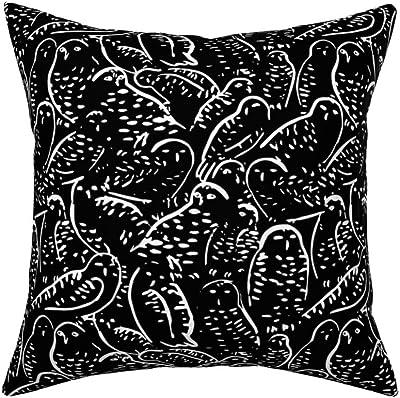 Amazon.com: roostery Eclectic pizarrón blanco y negro ...
