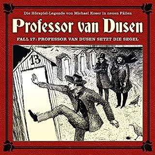Professor van Dusen setzt die Segel Titelbild