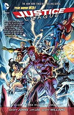 [Justice League: The Villains Journey Volume 2] (By (artist)  Jim Lee , By (artist)  Scott Williams , By (author)  Geoff Johns) [published: October, 2013]