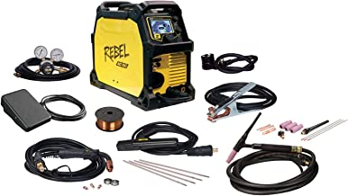 ESAB Rebel EMP 205ic AC/DC Multi-Process MIG/STICK/TIG Welder