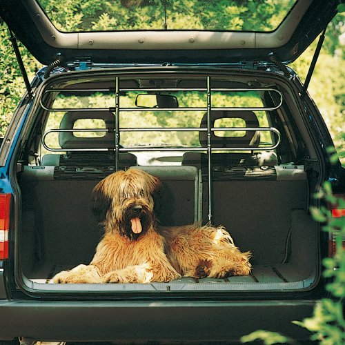 Universalgitter Highway 4 das Hundegitter ist für kleine Kombis Tüv frei auch als Gepäckschutzgitter einsetzbar Transportgitter ist pulverbeschichtet Kofferraumgitter