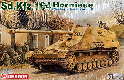 Dragon - Sd. Kfz. 164 Hornisse - Nashorn, Early Variant