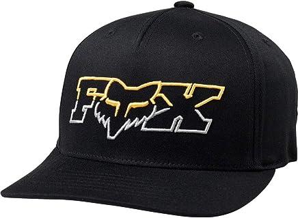 ab05df4061234c Fox Men's Duel Head 110 Snapback HAT, Black, ...