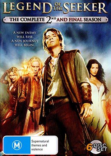 Legend of the Seeker Season 2 | 6 Discs | NON-USA Format | PAL | Region 4 Import - Australia
