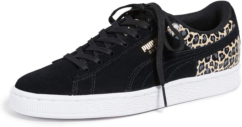 PUMA Women's Suede Wild QTR Sneakers
