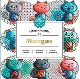 Les Petits Carrés d'Art-thérapie Mangas